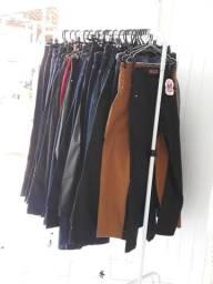 Lote saldo calças jeans feminina