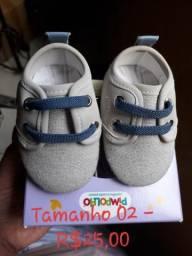 Sapato para BB - Pimpolho