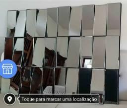 Jogo de 2 espelhos