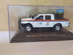 MINIATURA L200 defesa civil esc:1/43