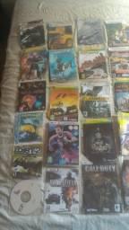 Jogos computado e notbook. ps2
