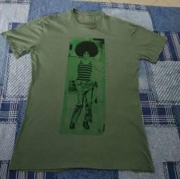 Camiseta reserva Semi nova