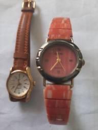 Vendo 2 relógio muito bom