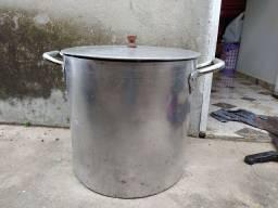 Panela Aluminio 50 litros panelão