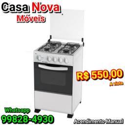 Fogão A partir de R$ 550,00 #NOVO #LACRADO