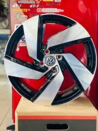 """Rodas P7040 Golf GTi 2020 - Aro 17"""""""