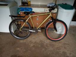 Bike de alumínio 600