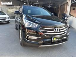 Hyundai santa fe 2016 4x4 v6 completo Abaixo da Fipe Veículo impecável