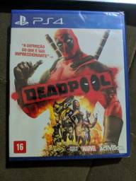 Vendo Deadpool - PS4