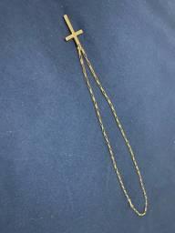 Cordão de ouro 18k
