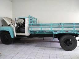 Caminhão Chevrolet Brasil 62