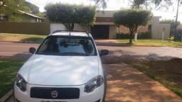 Fiat strada treeking 1.4 fire 11/12 branca