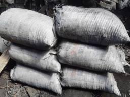 Saca de pó de carvão para construção