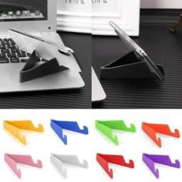 Pack 8 Suportes De Mesa Sortidos Universal Celular Tablet