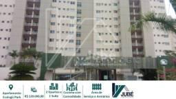 Apartamento mobiliado no Ecologic Park