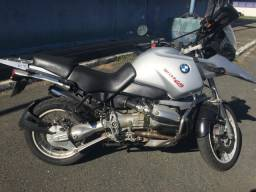BMW 1150 GS Prata