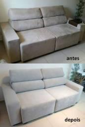Lavagem a seco Impermeabilização sofá