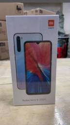 Xiaomi Redmi Note 8 2021 64gb LACRADO, com Garantia e Nota da loja!!! Aceitamos cartão!!!