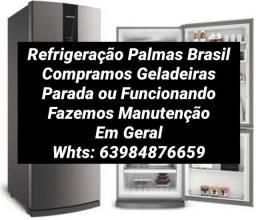 Título do anúncio: Geladeira, Freezer, Filtro e Etc.