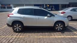 Título do anúncio: Peugeot 2008 griffe 1.6 automático completo cor prata