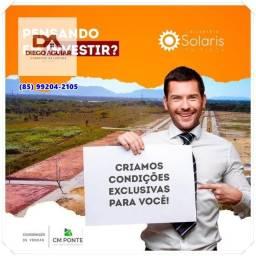 Solaris Loteamento em Itaitinga-Gererau $%¨&