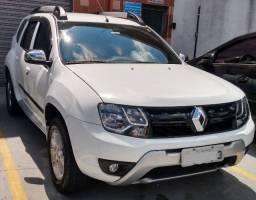 Renault Duster Dynamique 2016 Branca Automática