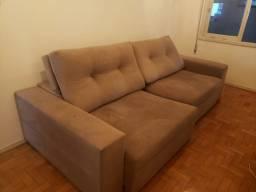Sofá excelente 2,6 metros de largura