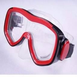 Título do anúncio: Óculos Diving Snorkeling Scuba Snorkel + Goggles Mas Pronta Entrega