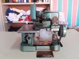 Título do anúncio: Máquina de costura overlock semi industrial Gemsy Gn1-6