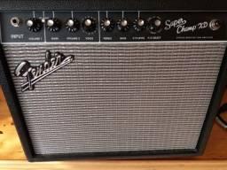 Amplificador Fender Super Champ XD - 100% Valvulado!!!