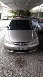 Título do anúncio: Honda Civic lxl 2005 automático top de linha