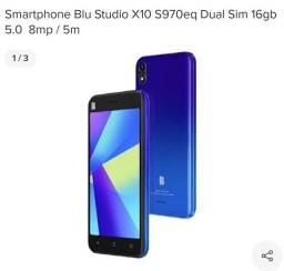 Título do anúncio: Smartphone BLU studio X10