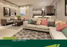 Apartamento com Laje acústica e 75m² .r
