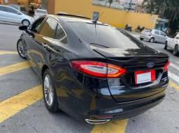 Ford Fusion Titanium 2.0 AWD GTDi Aut Blindado + Teto TOP