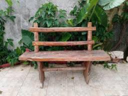 Banco rústico para Jardim para chácara ou local externos top de linha ?