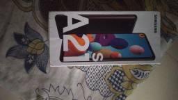 Vendo celular Samsung A21s