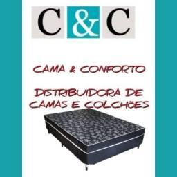 Título do anúncio: //ENTREGA GRÁTIS, CAMA BOX CASAL / SOLTEIRO / BASE BOX CASAL