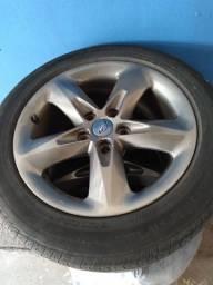 Título do anúncio: Roda aro 16 Ford focus 2013 1.200reais