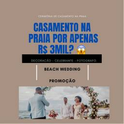 Casando na Praia - Beach Wedding