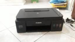 Impressora Canon  G3100 - tanque de tintas.