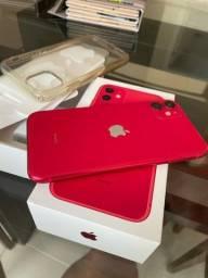 IPhone 11 64gb red com defeito