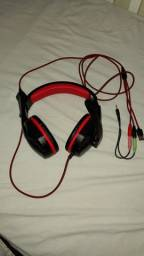 Headset gamer.<br>PC/XBOX ONE/PS4