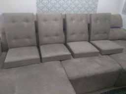 Título do anúncio: Vendo 4 cadeiras sem uso só 140