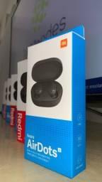 Redmi Airdots 2 e S Fone bluetooth Xiaomi