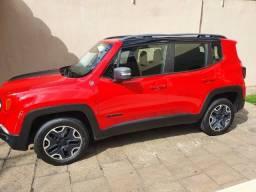 Vendo Jeep Renegade Trailhawk, 2016, 4x4, turbo diesel muito nova