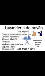 Título do anúncio: LAVANDERIA DO POVÃO