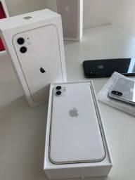 Título do anúncio: iPhone 11 lacrado 64 gigas