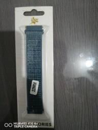 Pulseira de nylon do tipo engate rápido 22mm
