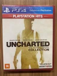 Uncharted: The Nathan Drake Collection Playstation Hits - PS4 Lacrado