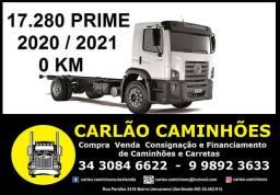 17.280 Prime 0KM 2020/2021